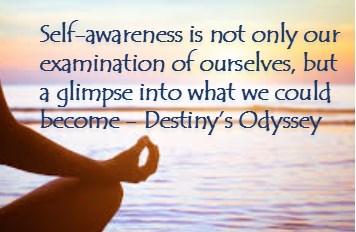Self-awareness glimpse