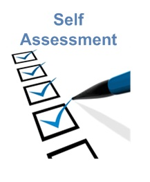 Self Assessment Header
