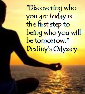 Self Discovery Quote