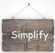 Mantra - Simplify